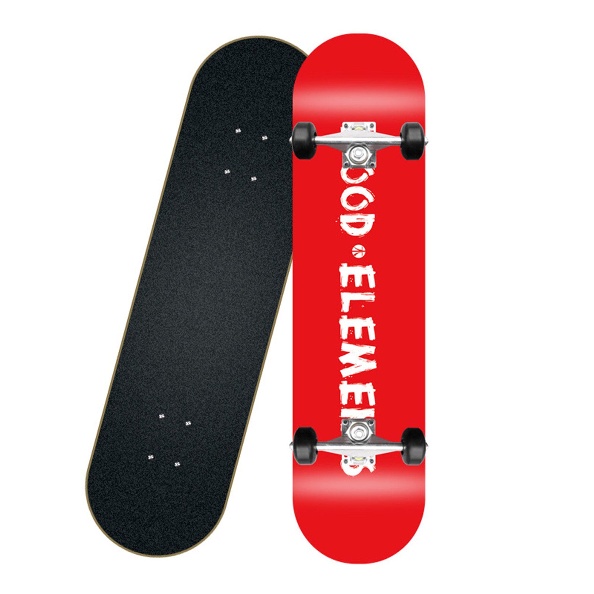 8 Layer Maple Wood Deck Skateboard