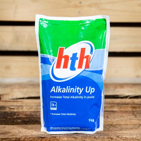 HTH – Alkalinity up 1kg