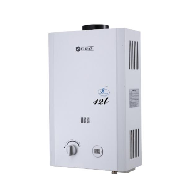 Zero Appliances 12 L Gas Water Heater Including Flue