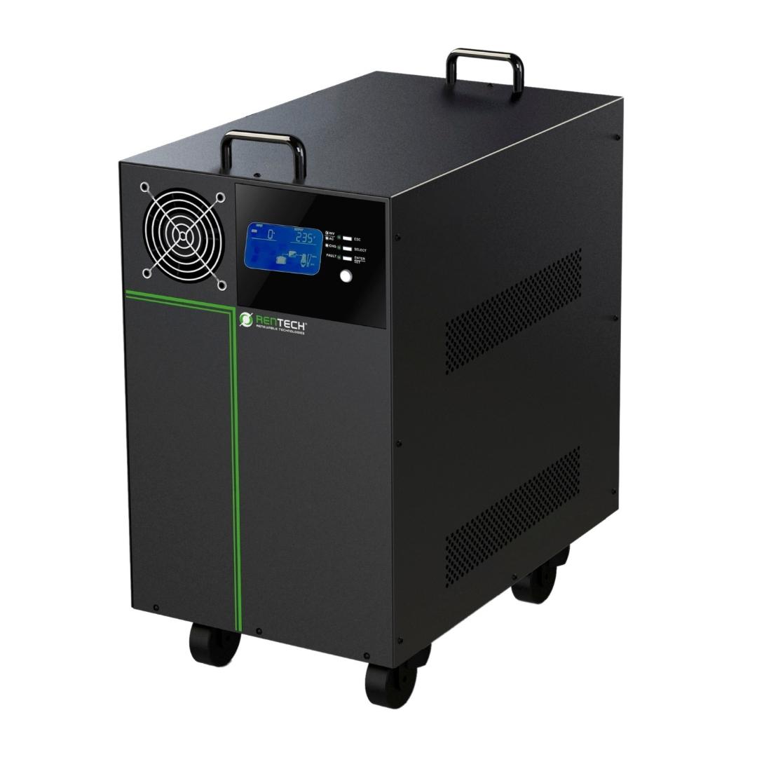 Rentech Jaguar 1.2K 900W Battery Box Inverter UPS