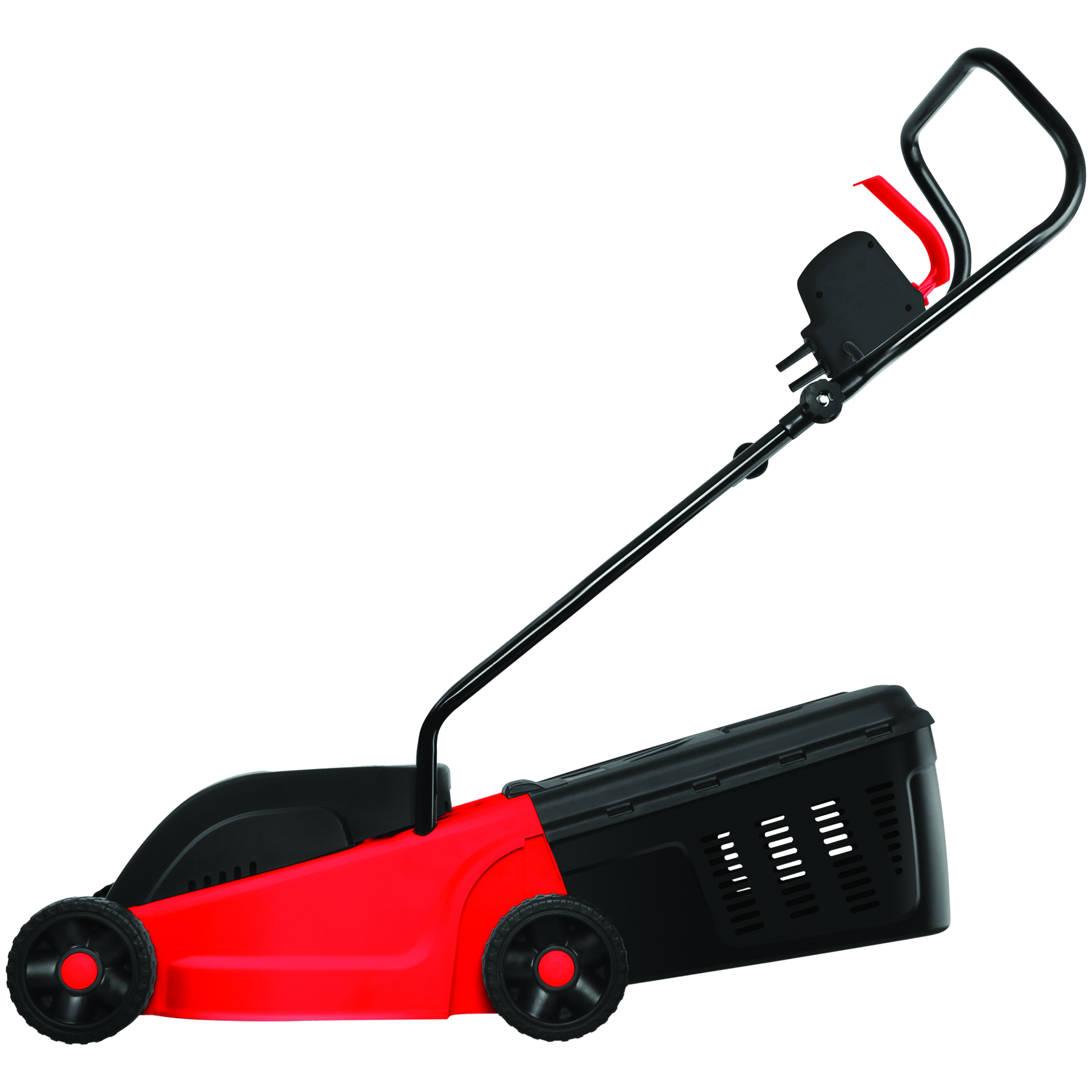 Lawnmower Electric Plastic Red
