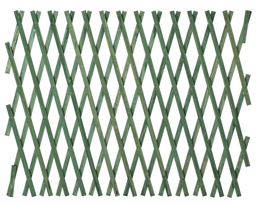 Expanding Trellis Green 600x2500mm