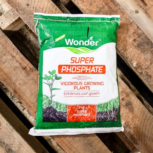 Wonder - Super Phosphate 2KG
