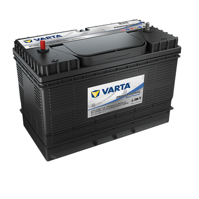 Profession Dual Purpose Battery - 12V /105Ah