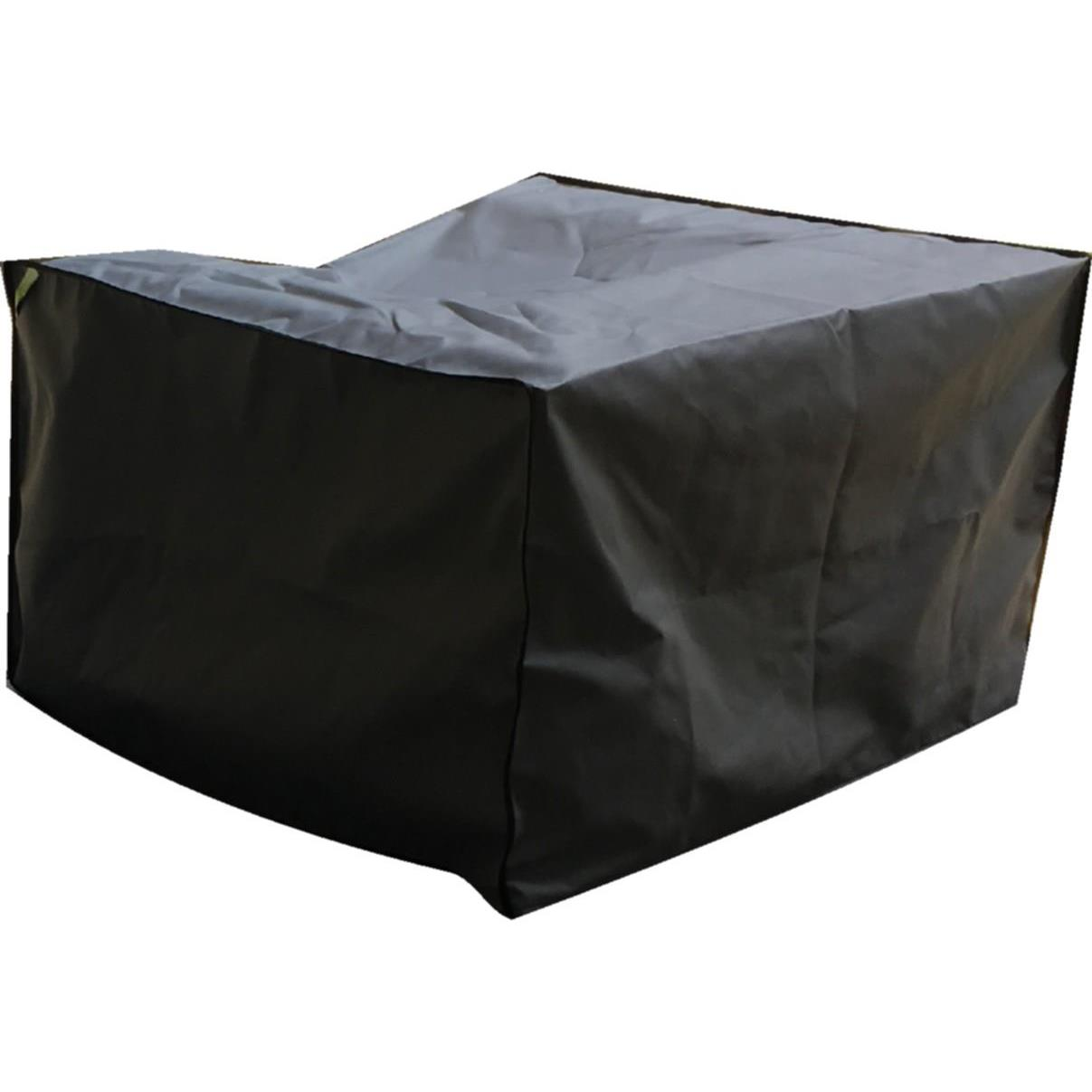 Patio Solution Covers Armchair Cover (Charcoal)