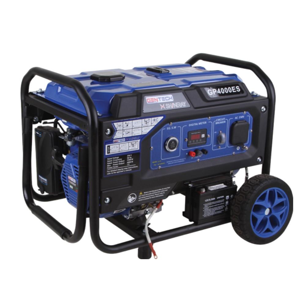 3.5KVA Electric Start Gasoline Generator