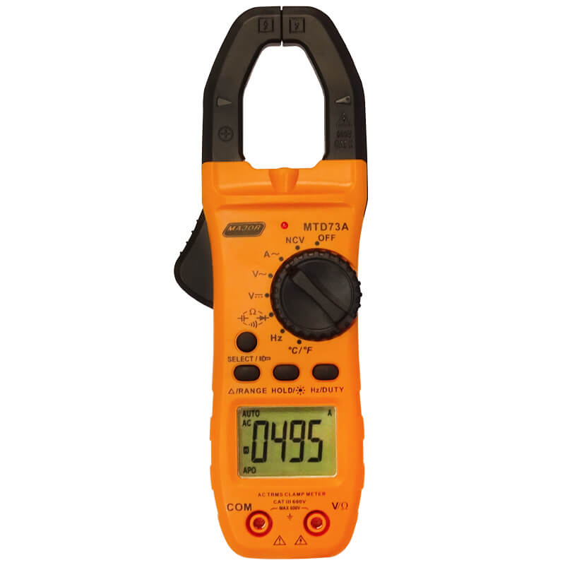 Clamp Meter (Major Tech)