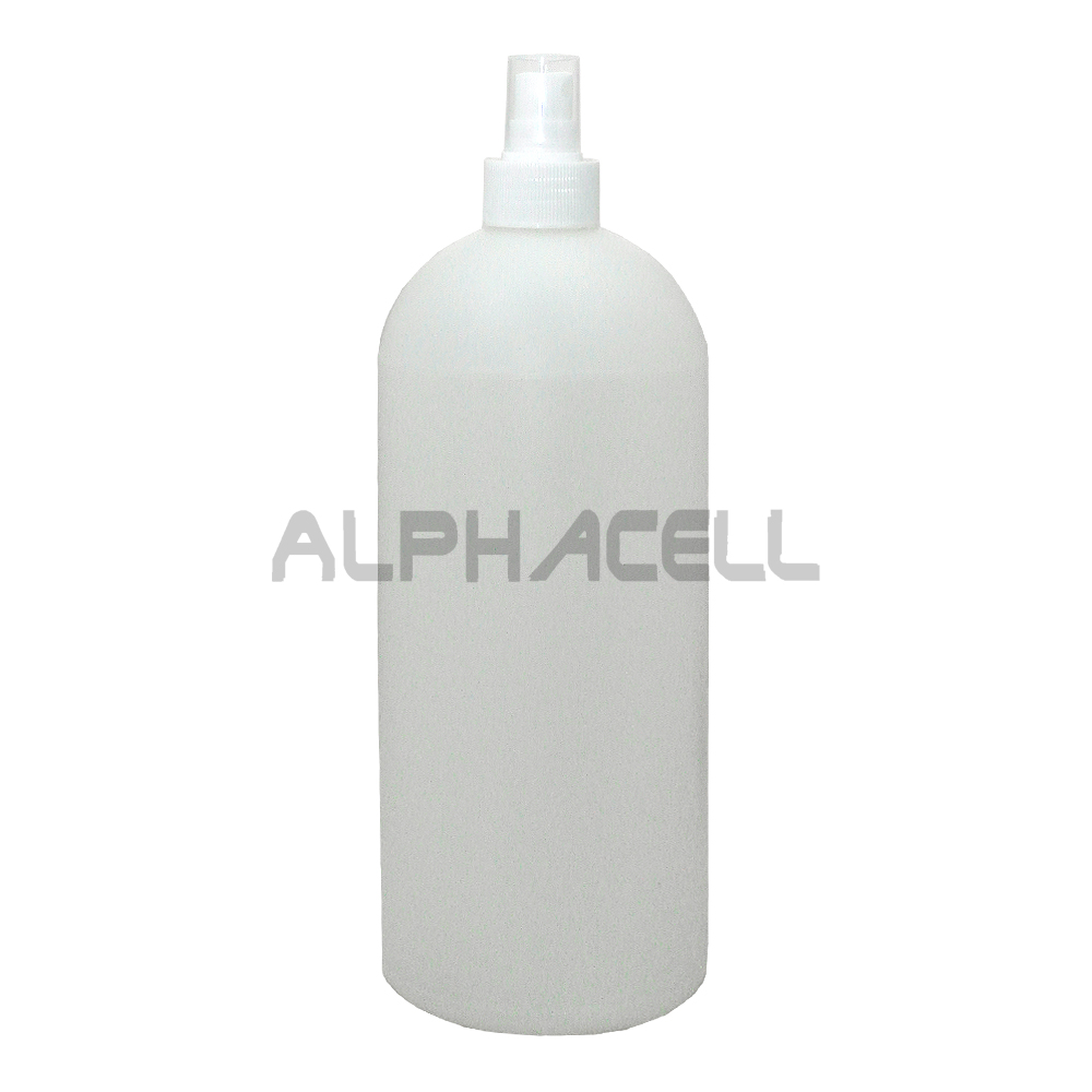 Bottle with Spray top - 1 LITRE