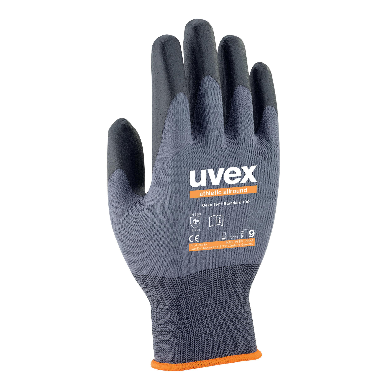 uvex athletic allround Safey Gloves - 06