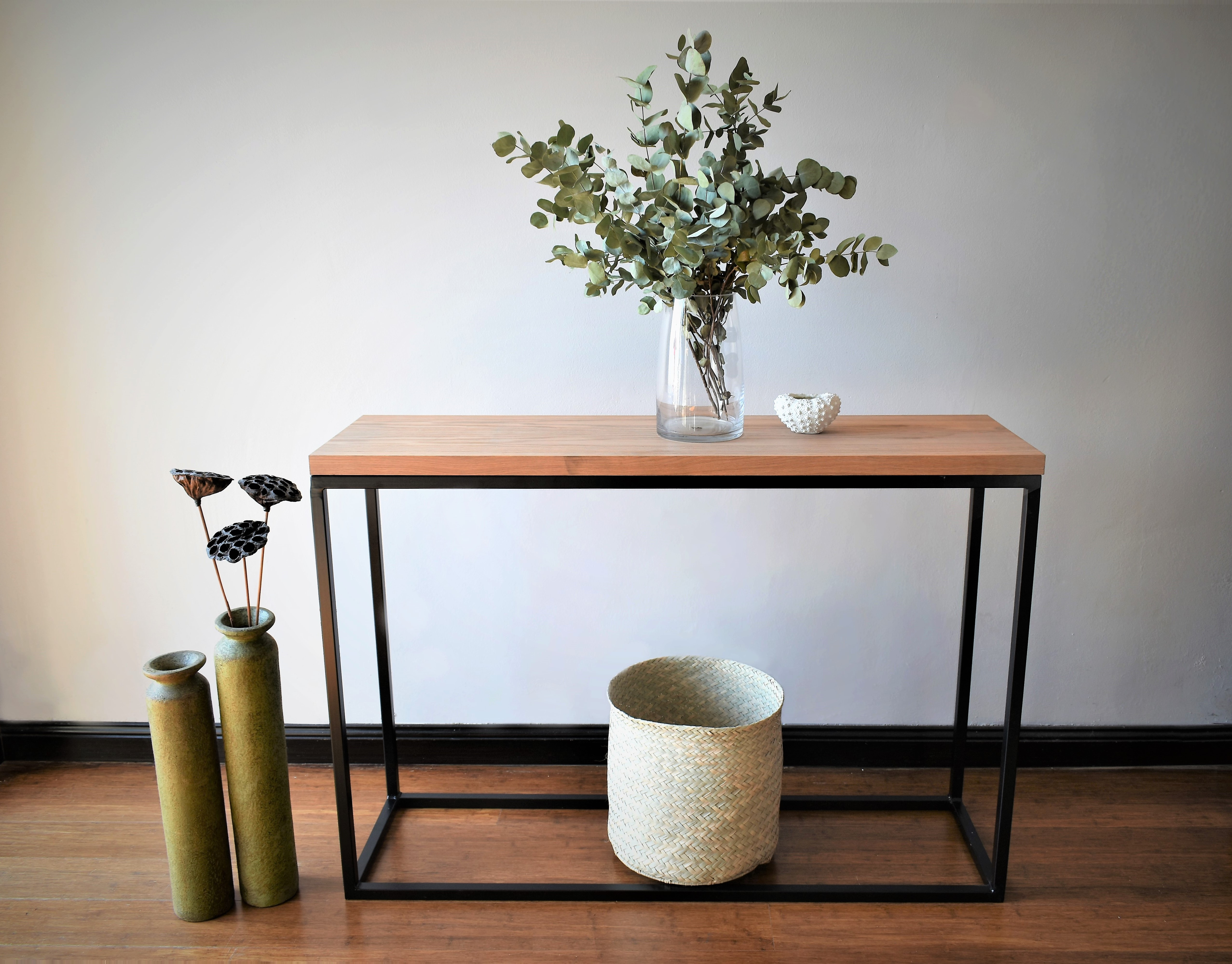 Entrance Hall Console Table (Oyster)