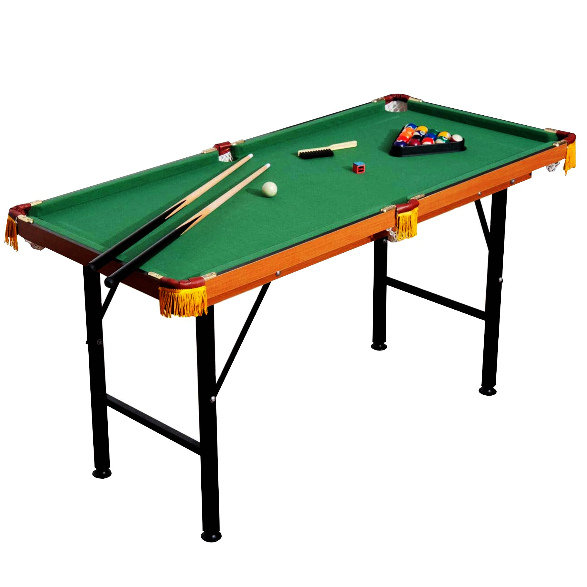 Kids Pool Billiards Table Set