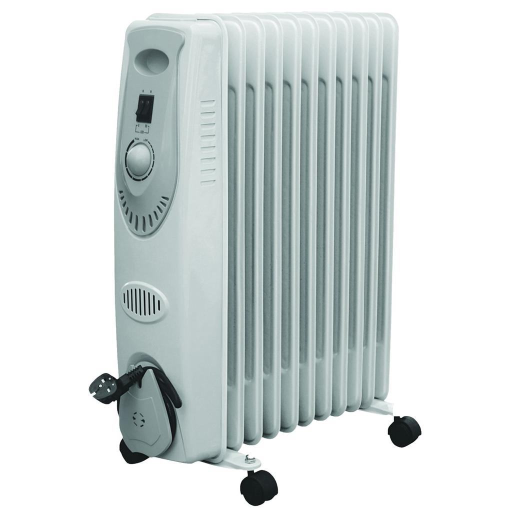11 Fin Oil Radiator Heater