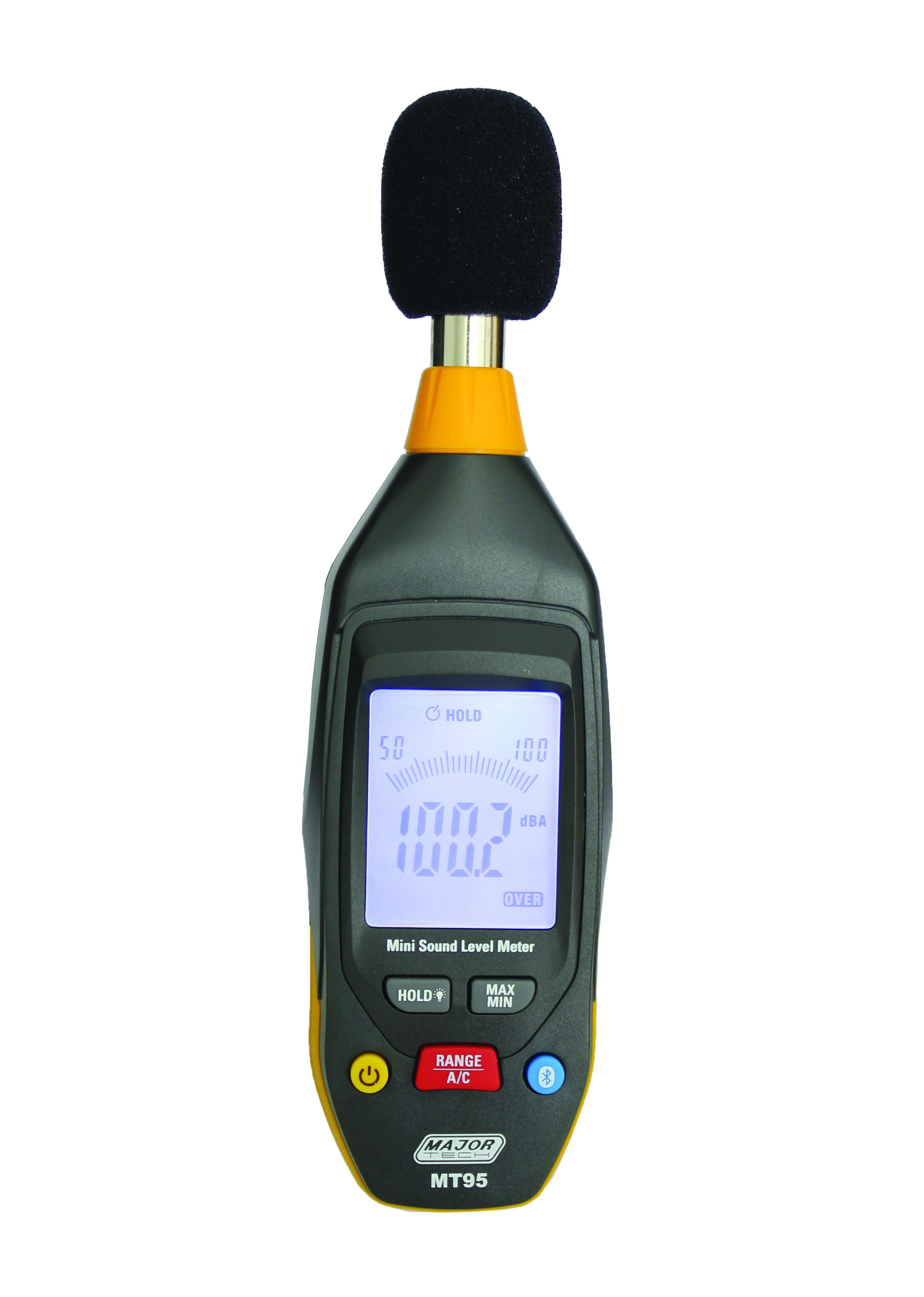 Digital Mini Sound Level Meter (MT95) - Major Tech