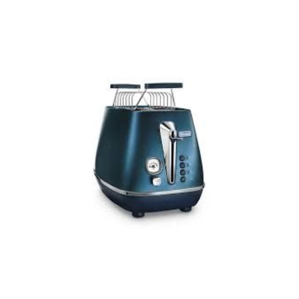 Delonghi Distinta Flair Toaster 2S Prestige Blue