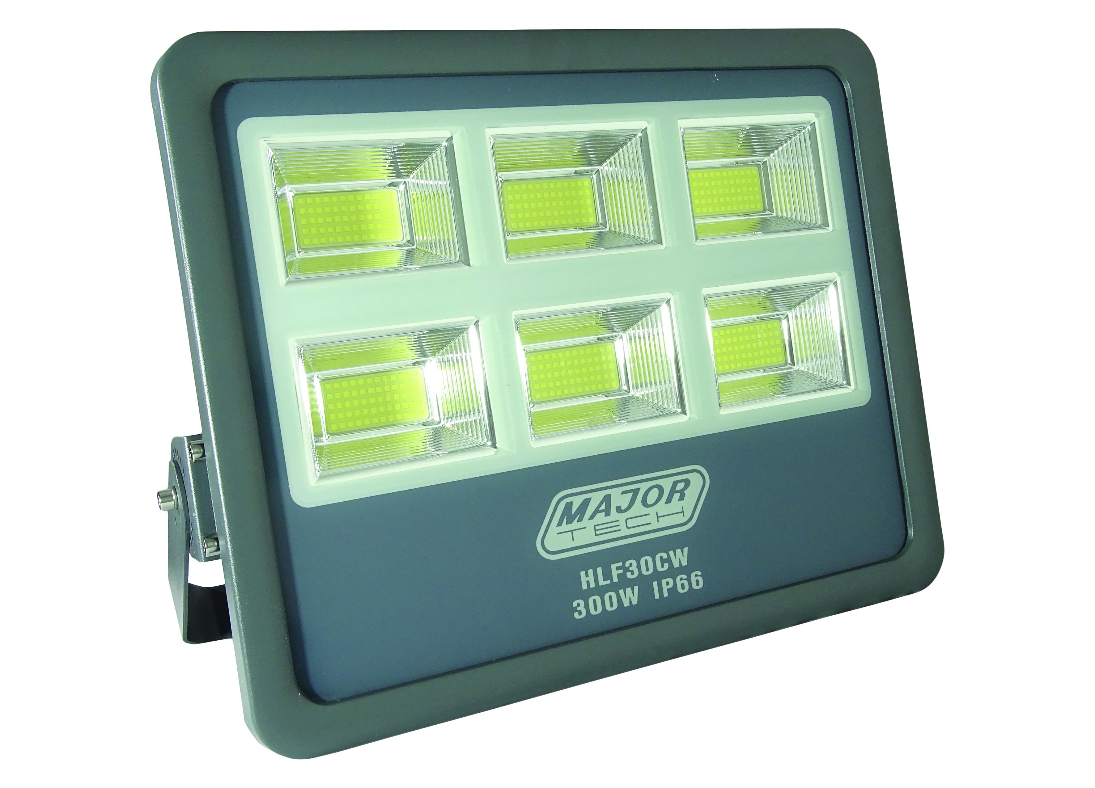 Tennis Court Cool White Floodlight  (HLF30CW) - Major Tech