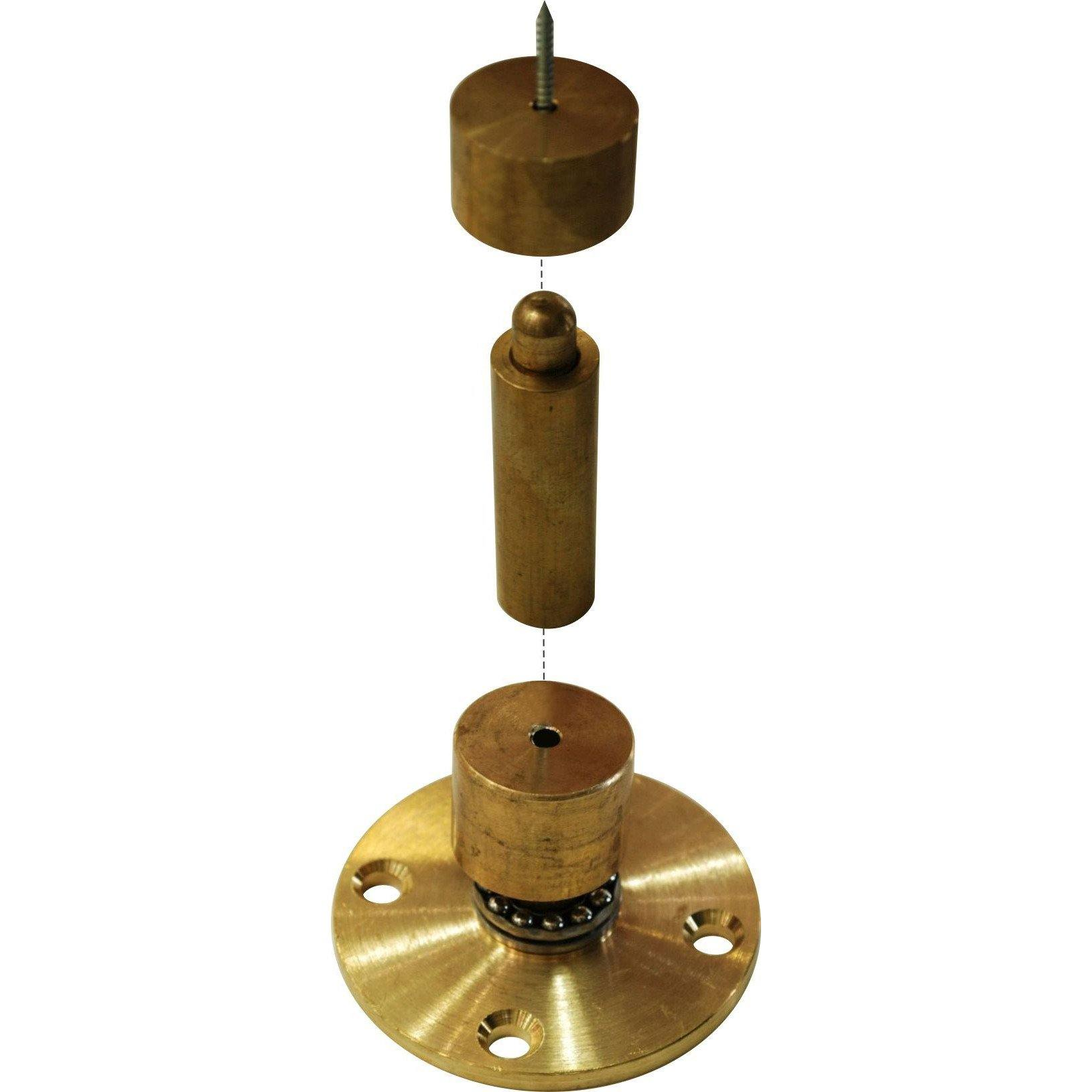 Pivot hinge - ball bearing