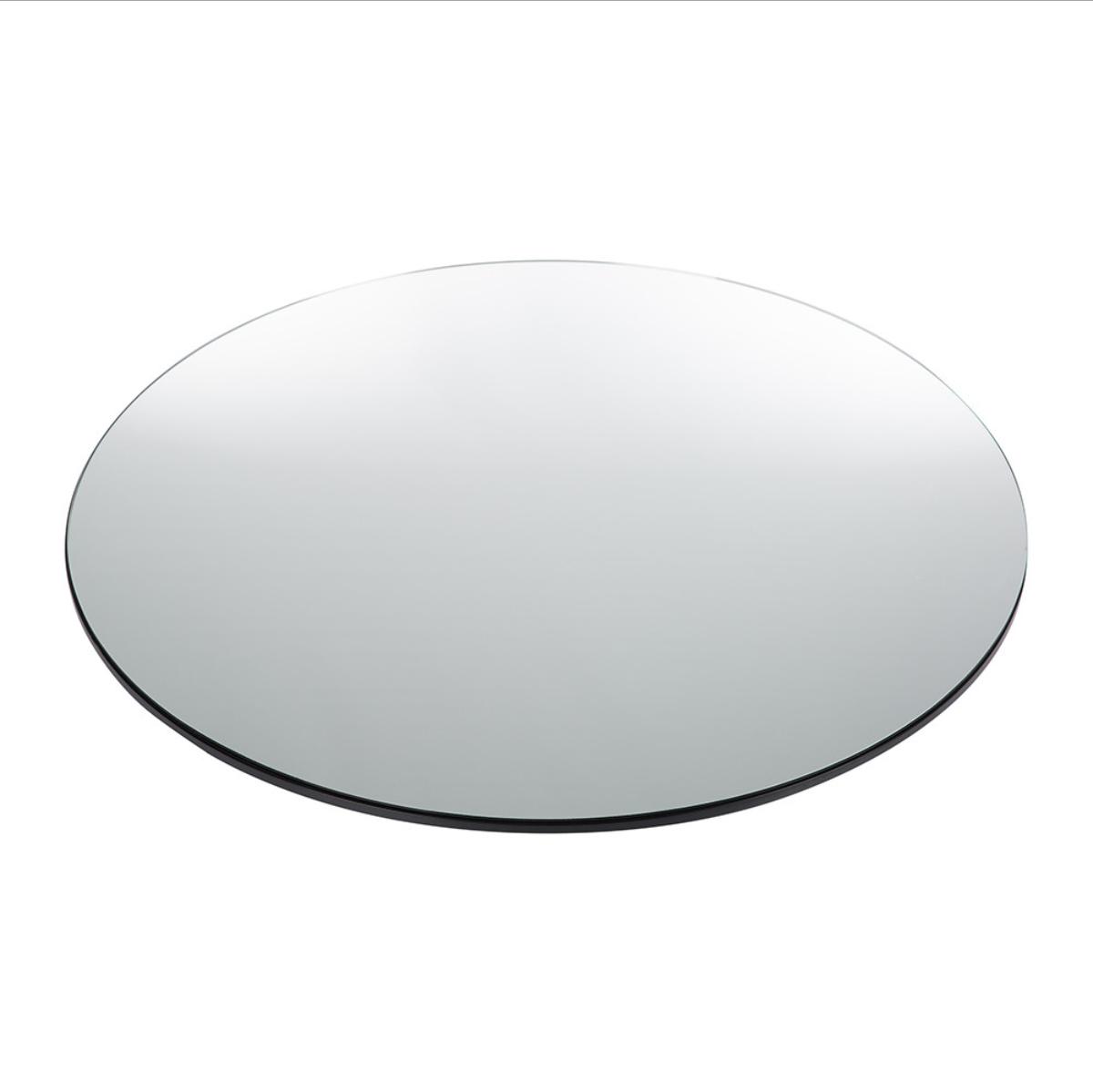 Round Mirror 30cm - Silver