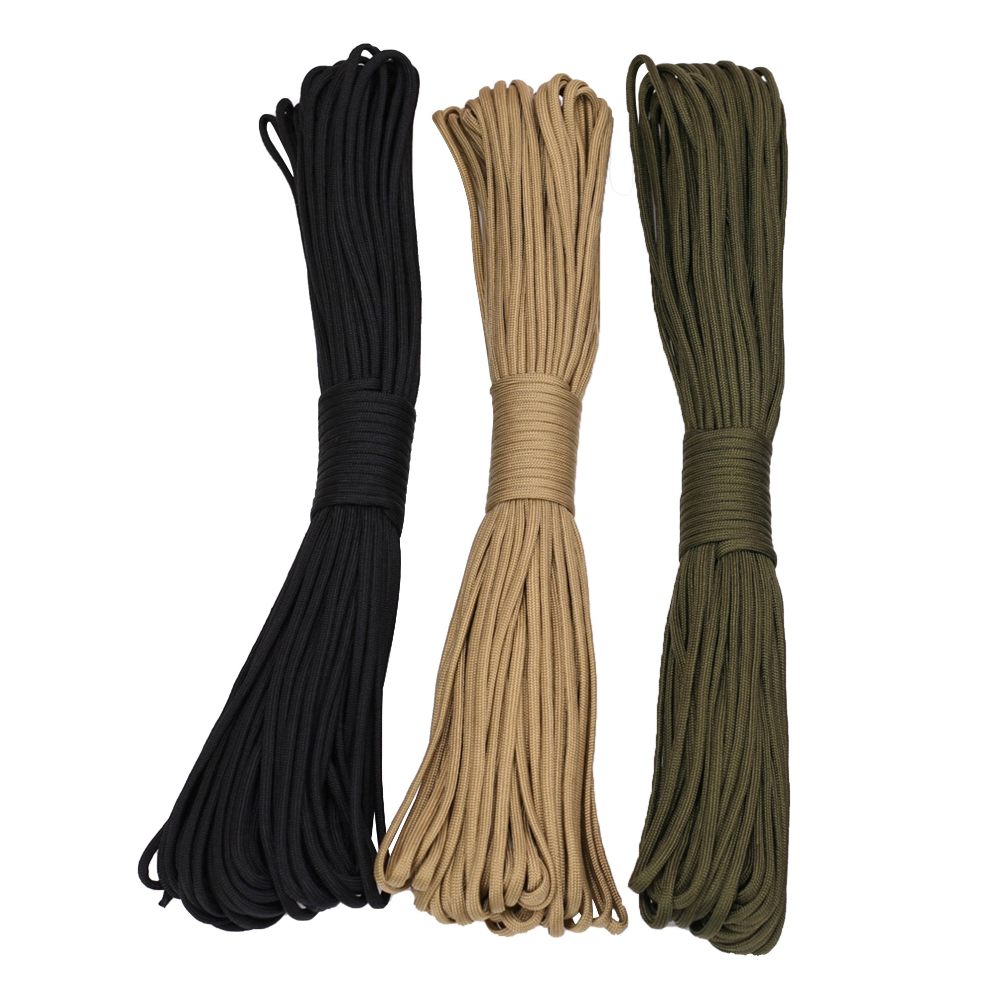9 Core 31m Outdoor Multifunctional Rope Pack