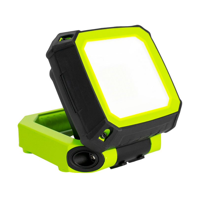 Luceco - Compact Rechargeable Work Light 750Lm 6500K - Usb Charged