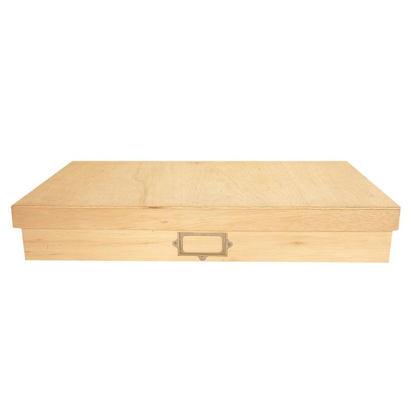 Art Portfolio Box Natural