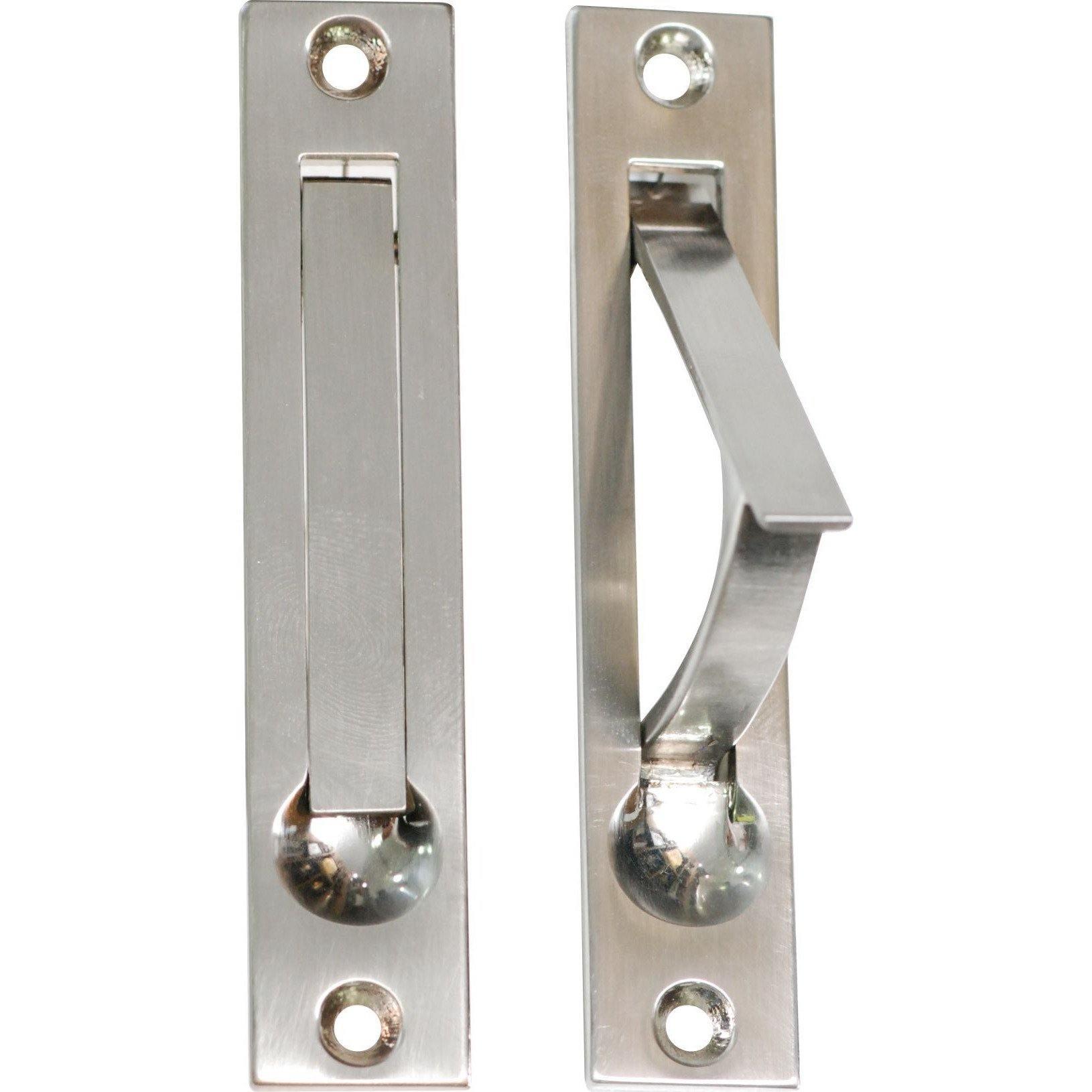 Chrome cavity pull