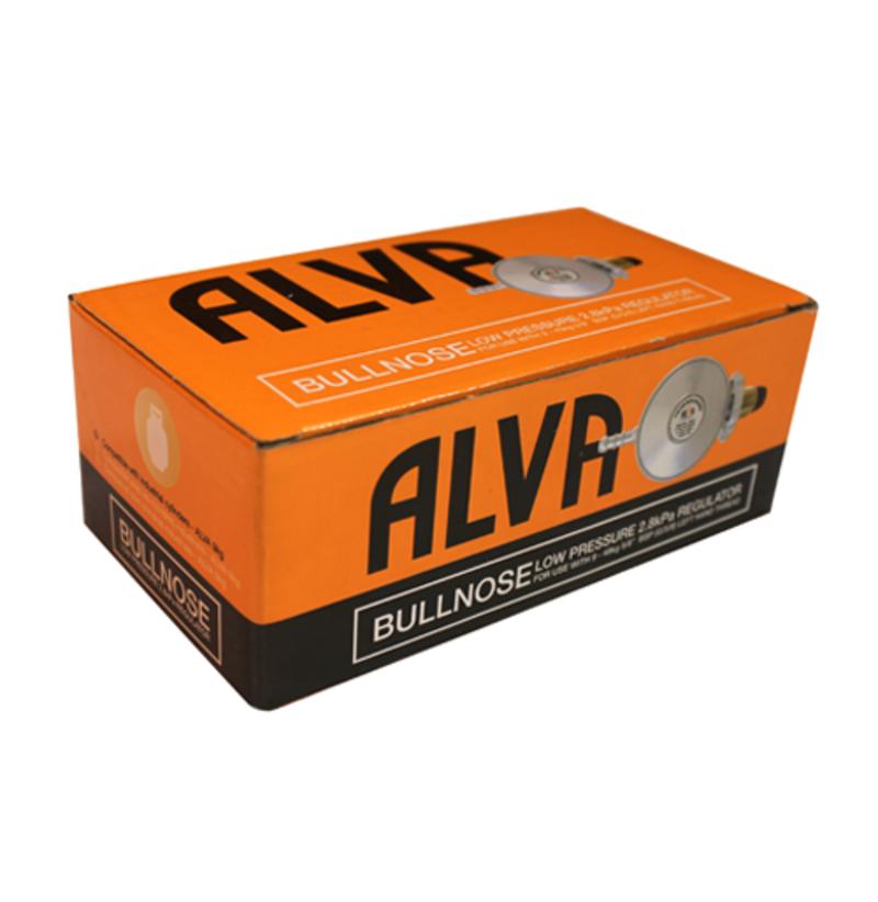 Alva-Bullnose Regulator In Box