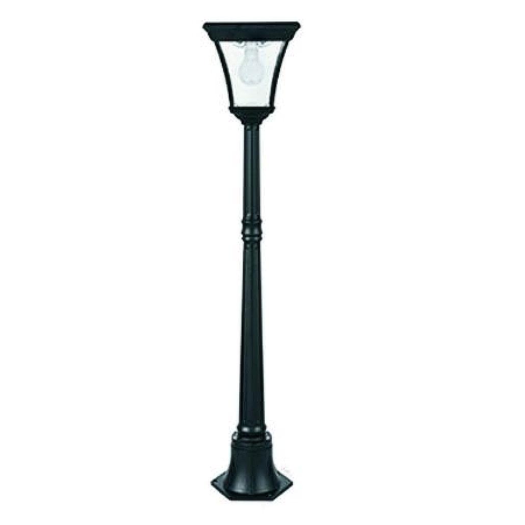 4W LED Solar Garden Light 124cm