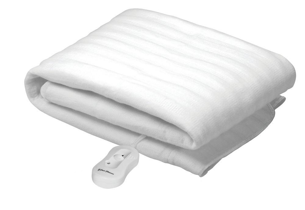 Pure Pleasure - Single Tie-Down Electric Blanket 75X150