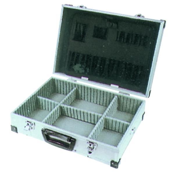 Aluminium Tool Case - size 460 x 335 x 150mm