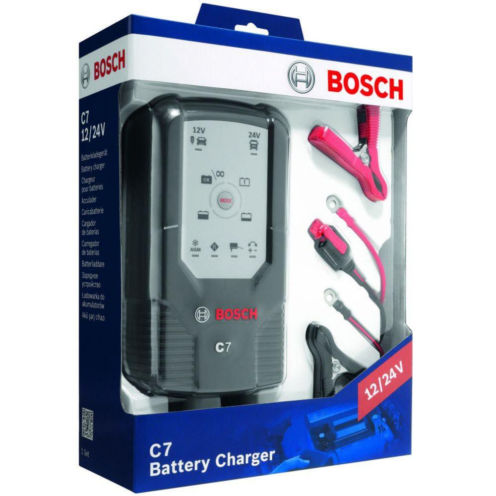 Battery Charger BOSCH Automatic C7 12/24V