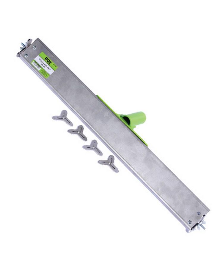 Rox® tri-glid 600mm 1 unit & Rox® tri-glie replacement gliders 4mm set of 2