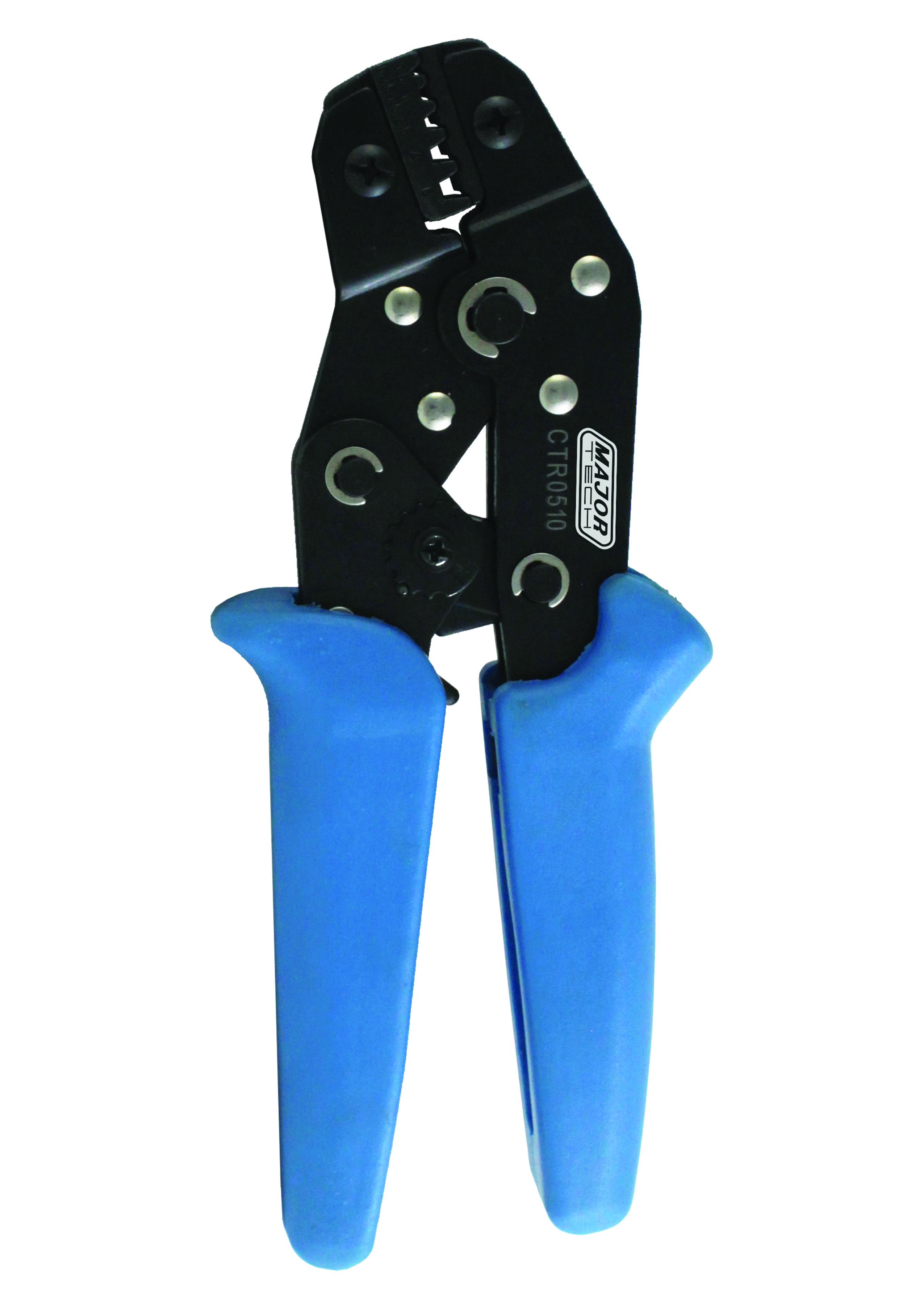Bootlace Ferrule Crimping Tool (CTR0510) - Major Tech