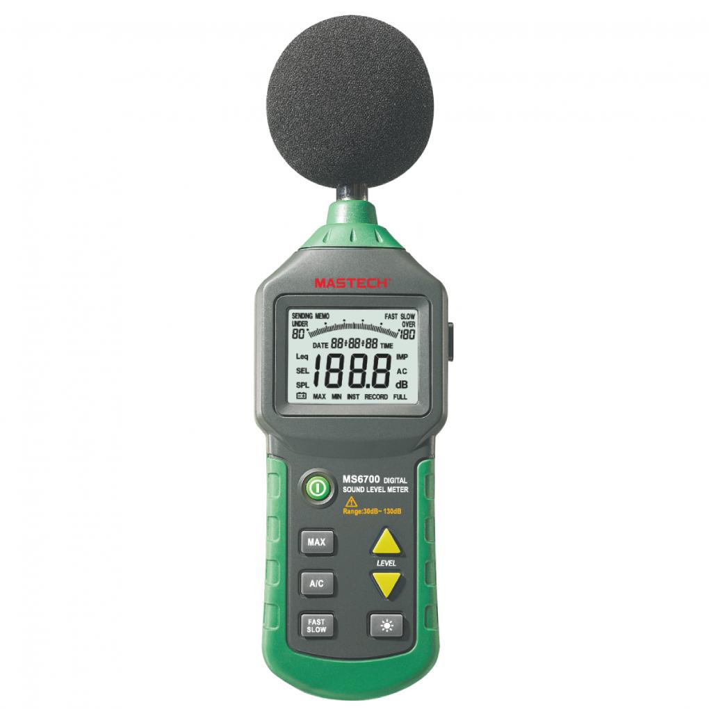 Digital Sound Level - MS6700