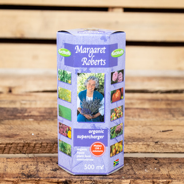 Margaret Roberts - Organic Supercharger 500ml