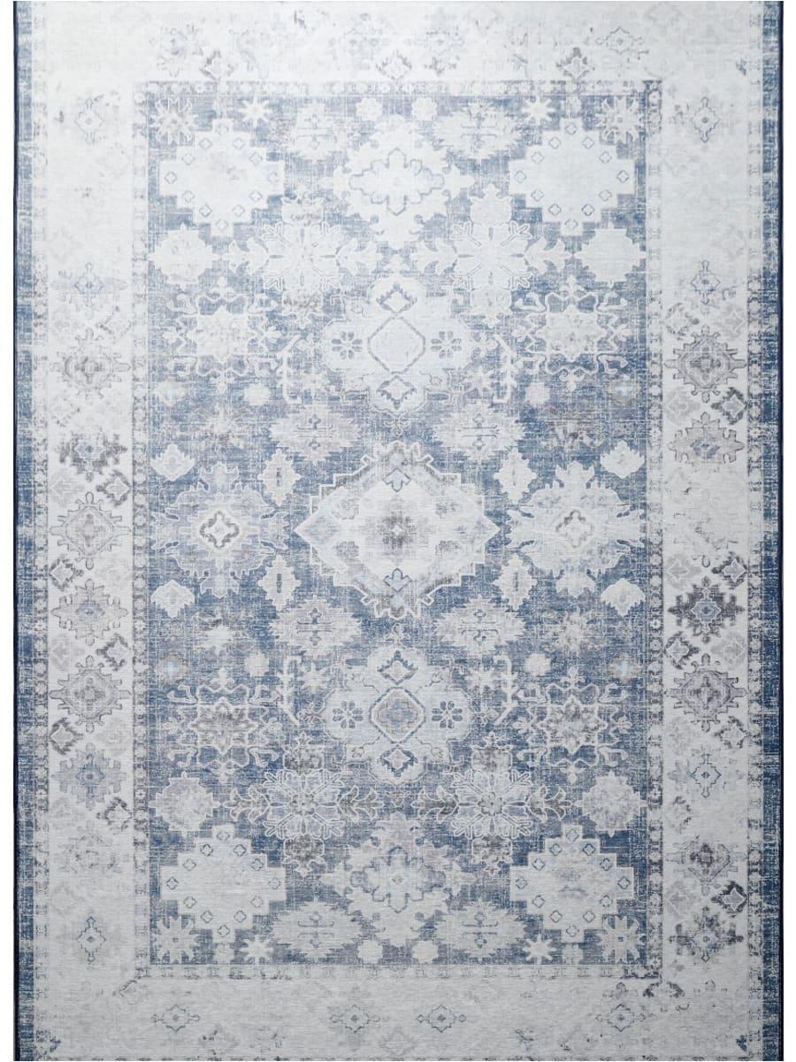 Rugs Original - Classic Shim Ziegler Washed Blue - Blue - 190 x 290 cm