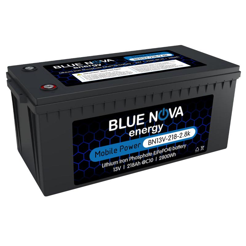 Lithium Iron Phosphate 13V - 218Ah - 2.8k Battery