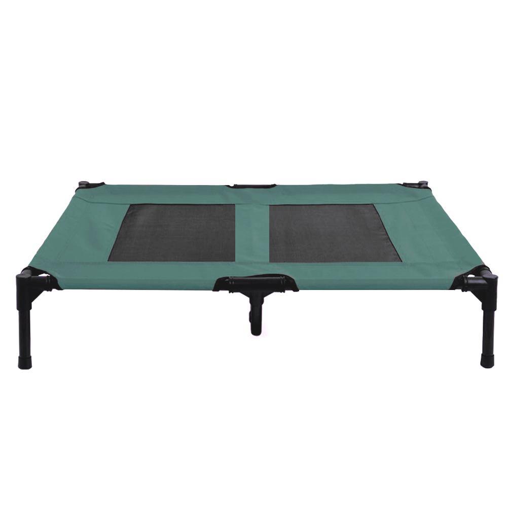 Elevated Metal Frame Waterproof Pet Bed