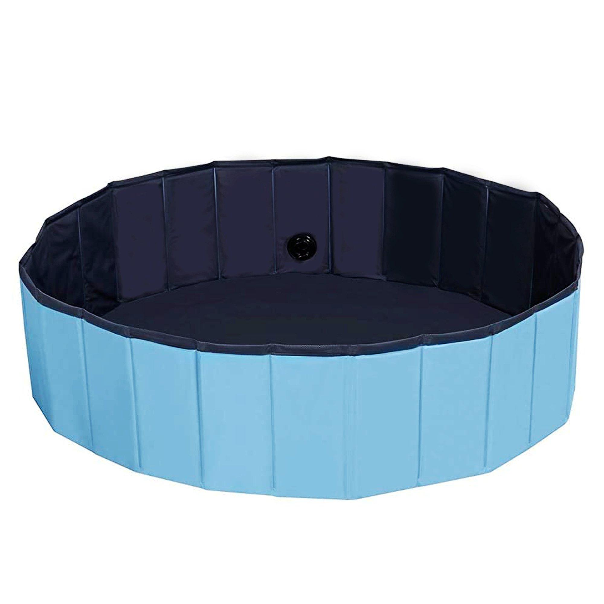 Foldable Pet Bathtub Potable Swimming