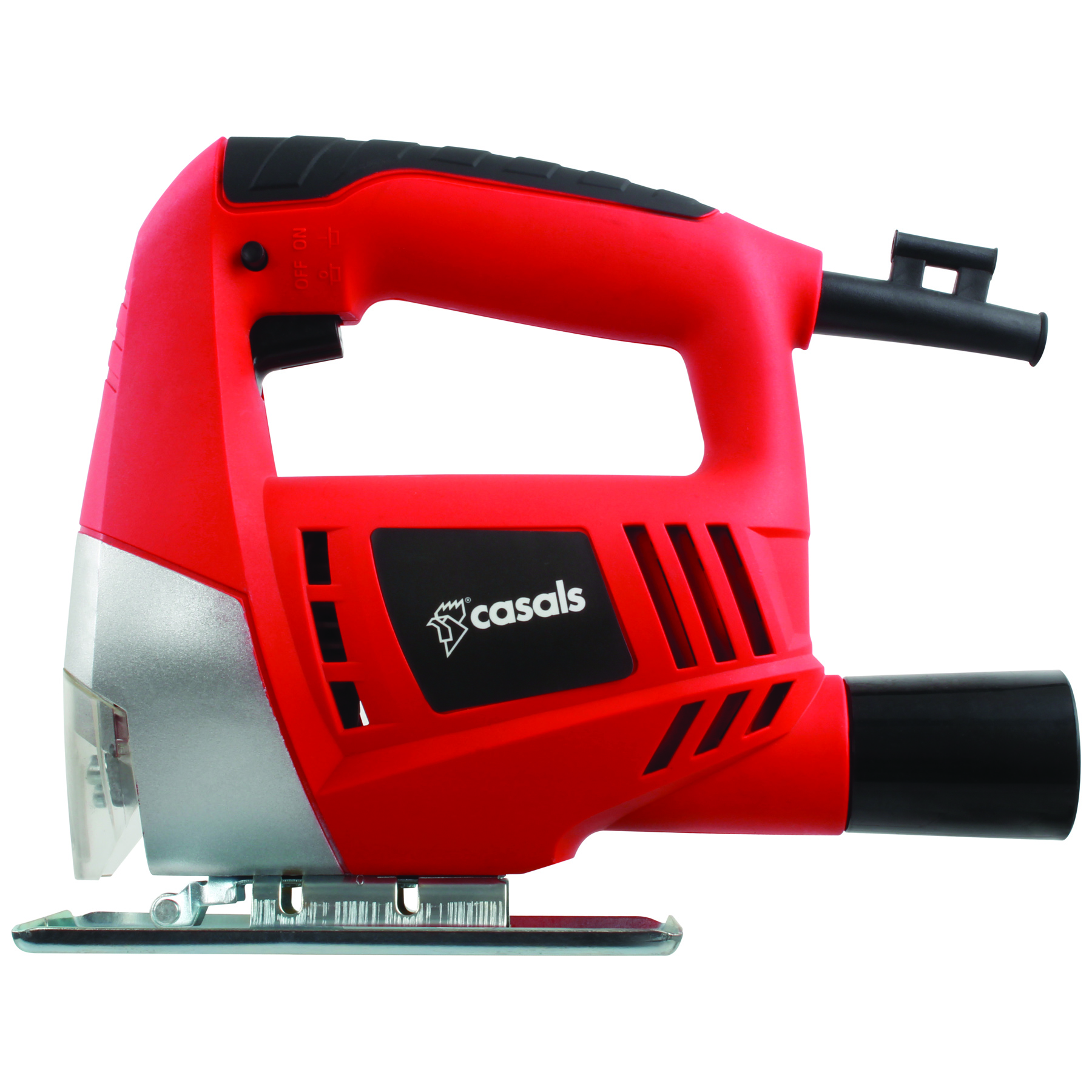 Casals Jigsaw With Triggerock Plastic Red 55mm 400W