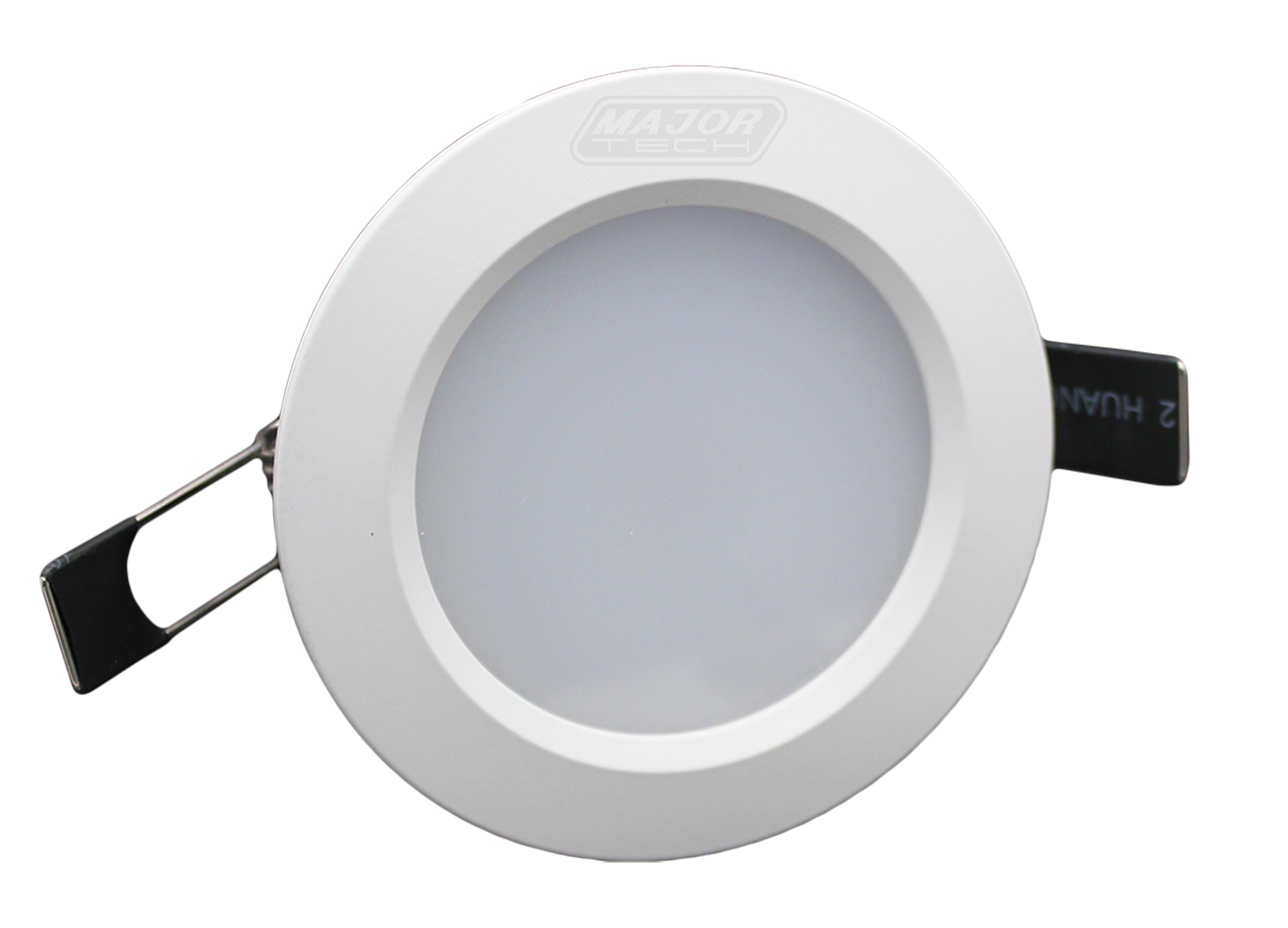 5W Dimmable Warm White LED Panel Light (VETi)