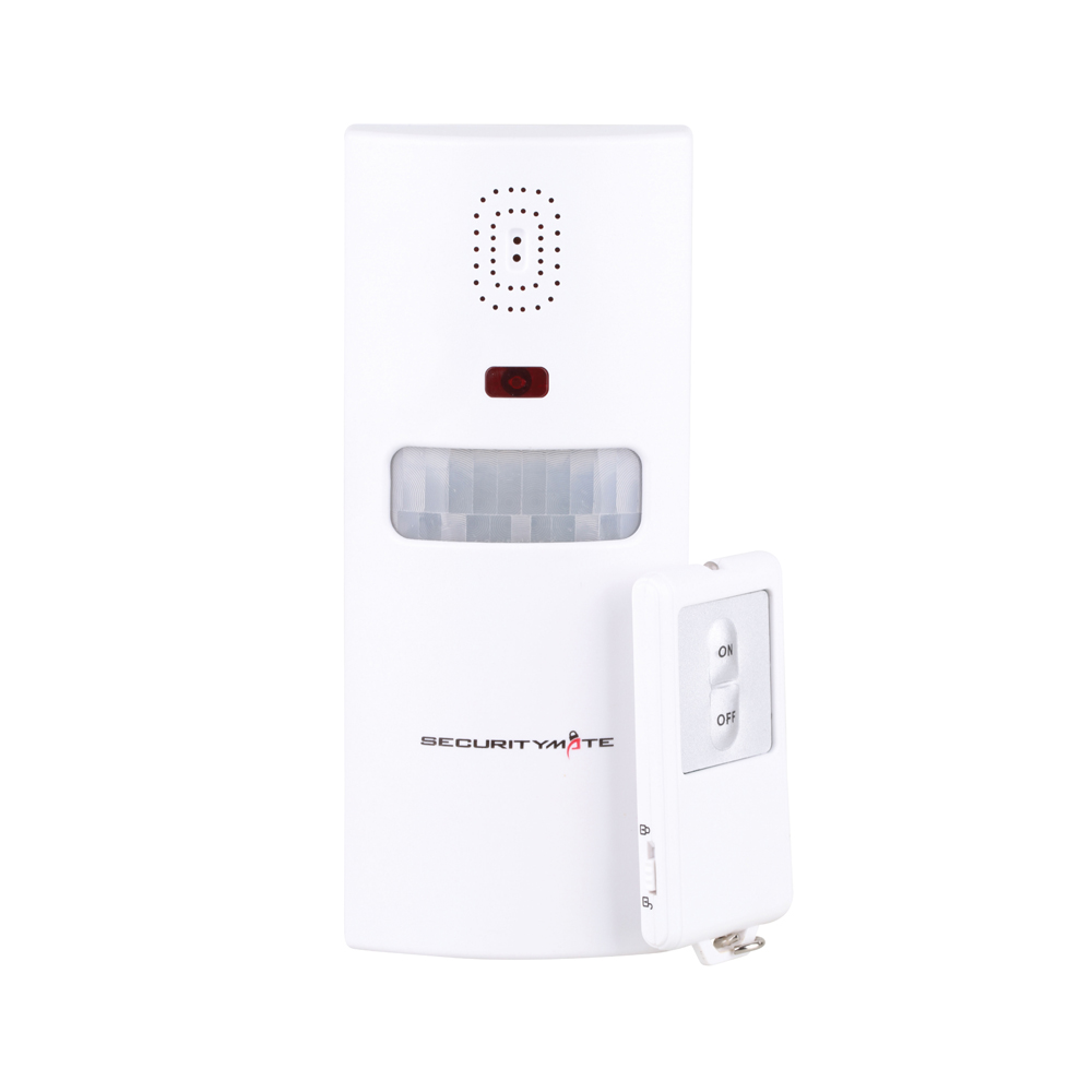 Wireless Motion Sensor with Remote Control