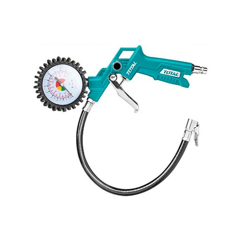 Total Tools Air Tyre Inflating Gun 12 Bar