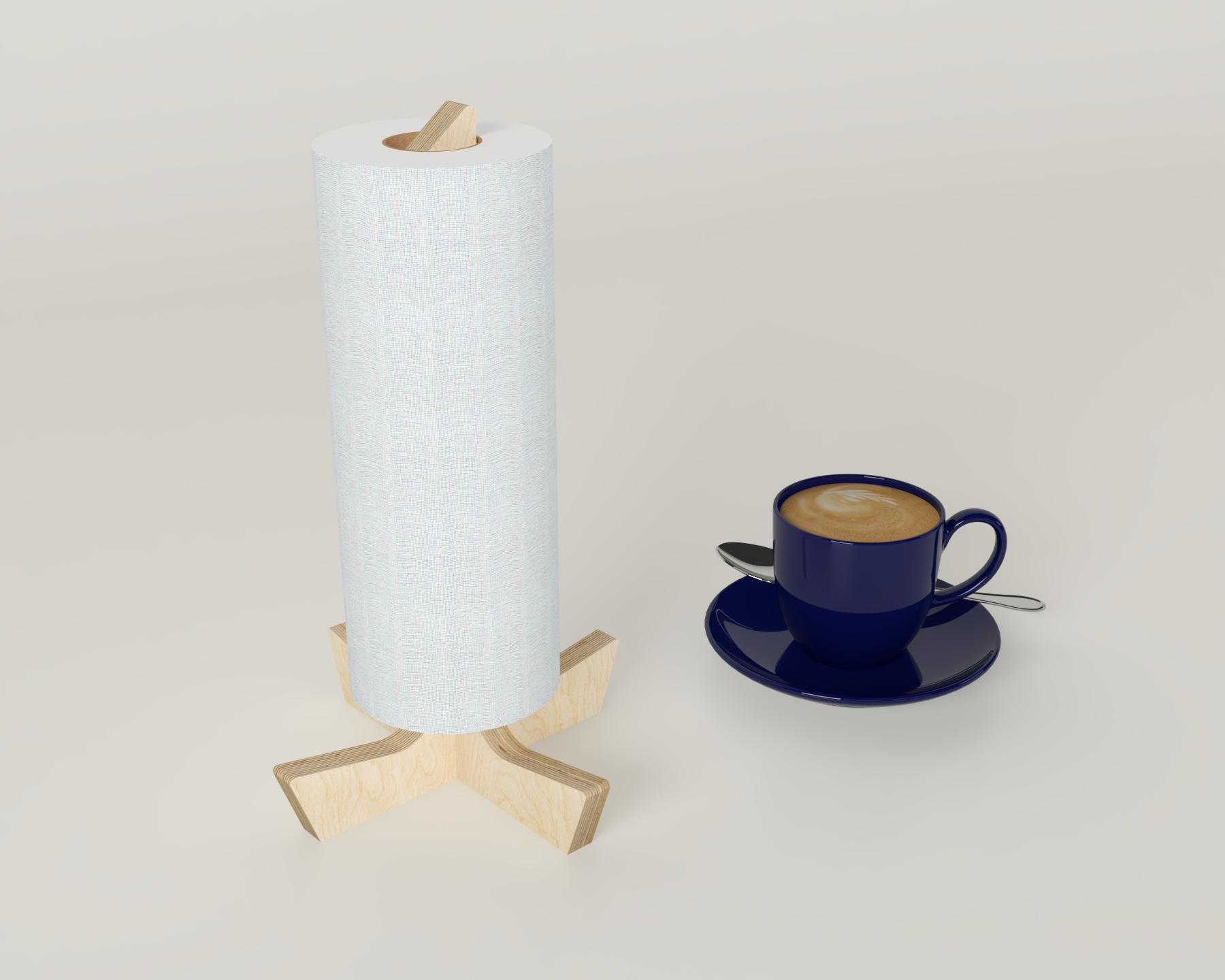 Roller Towel Holder