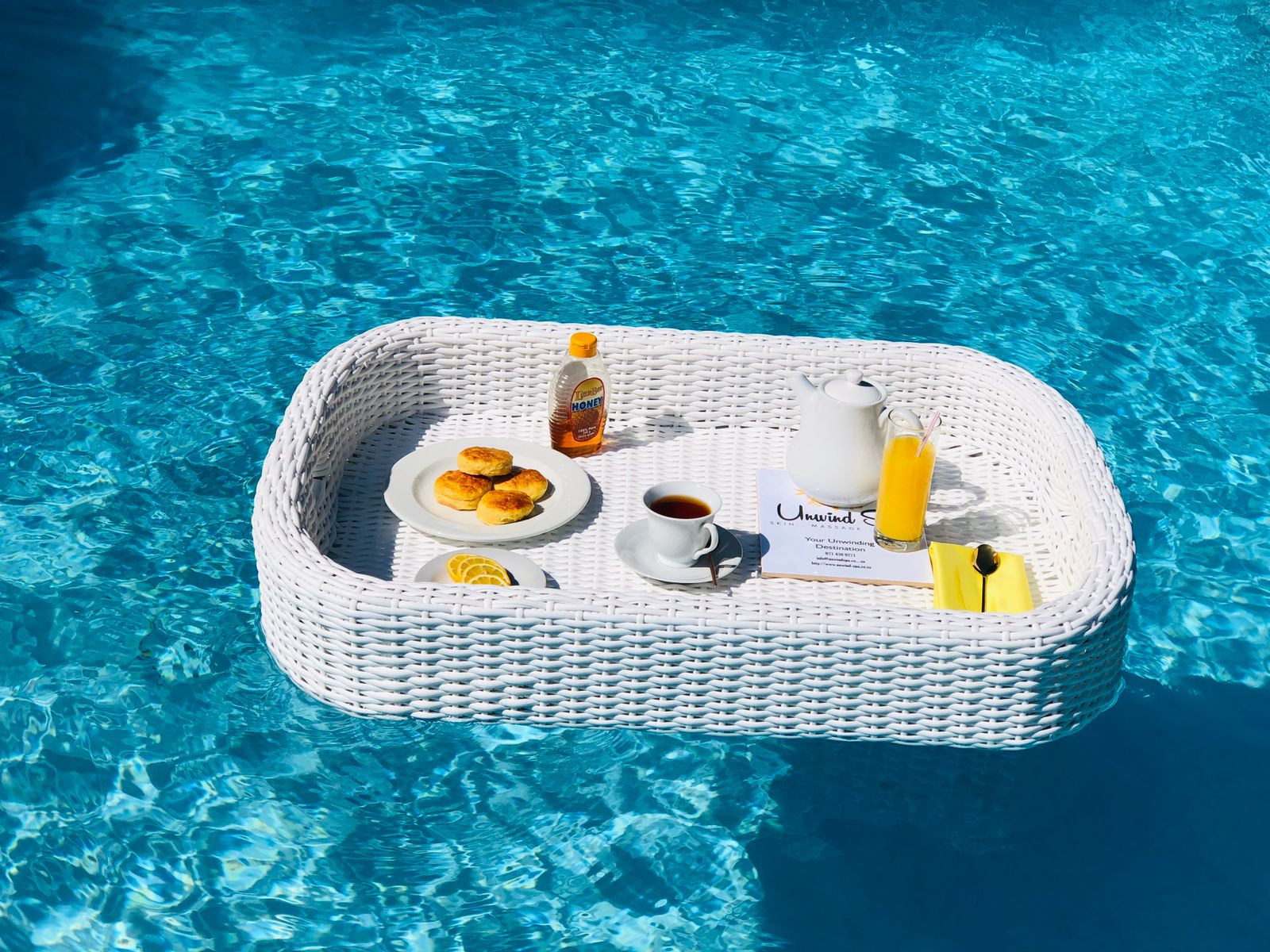 Floating Pool Tray