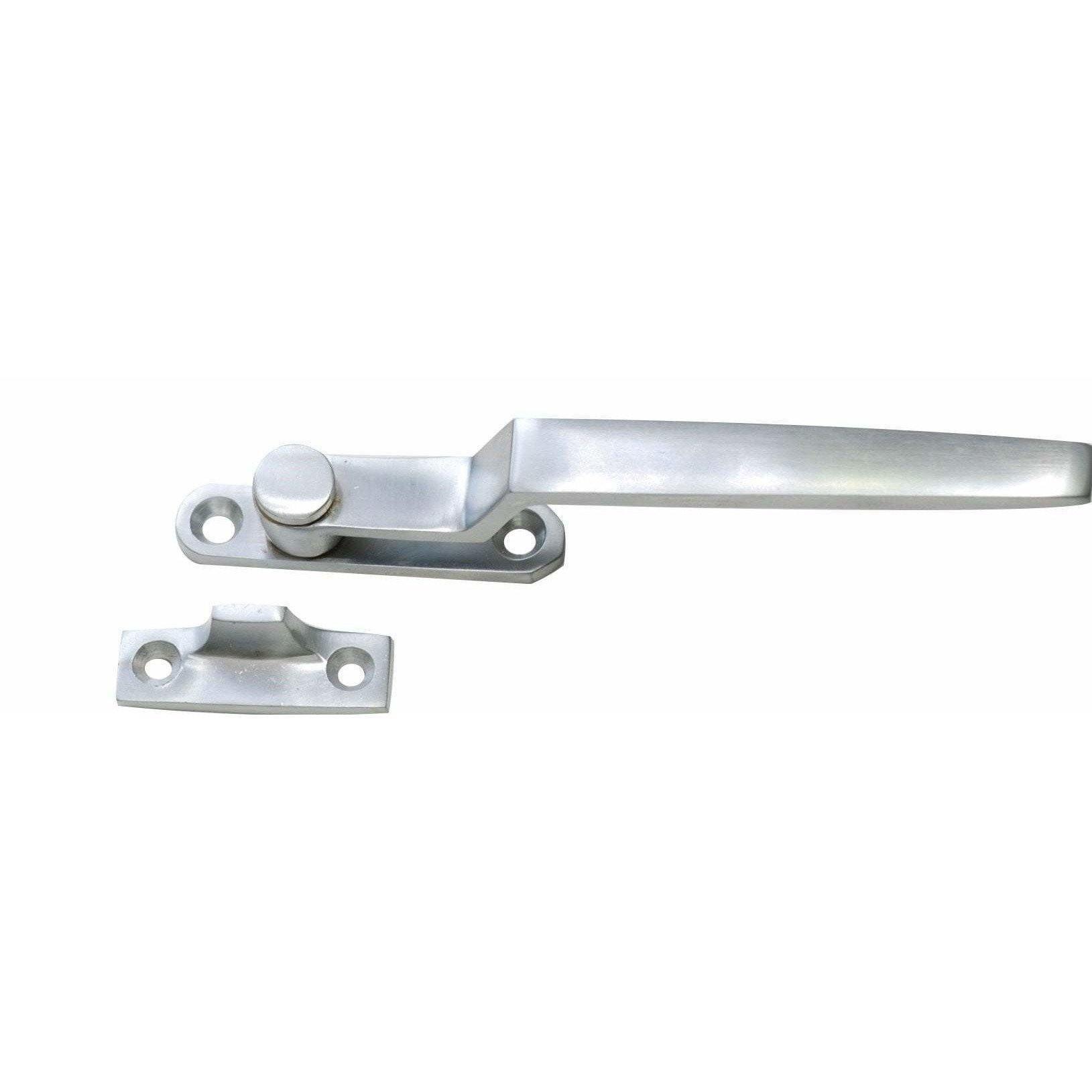 Square flat window handle