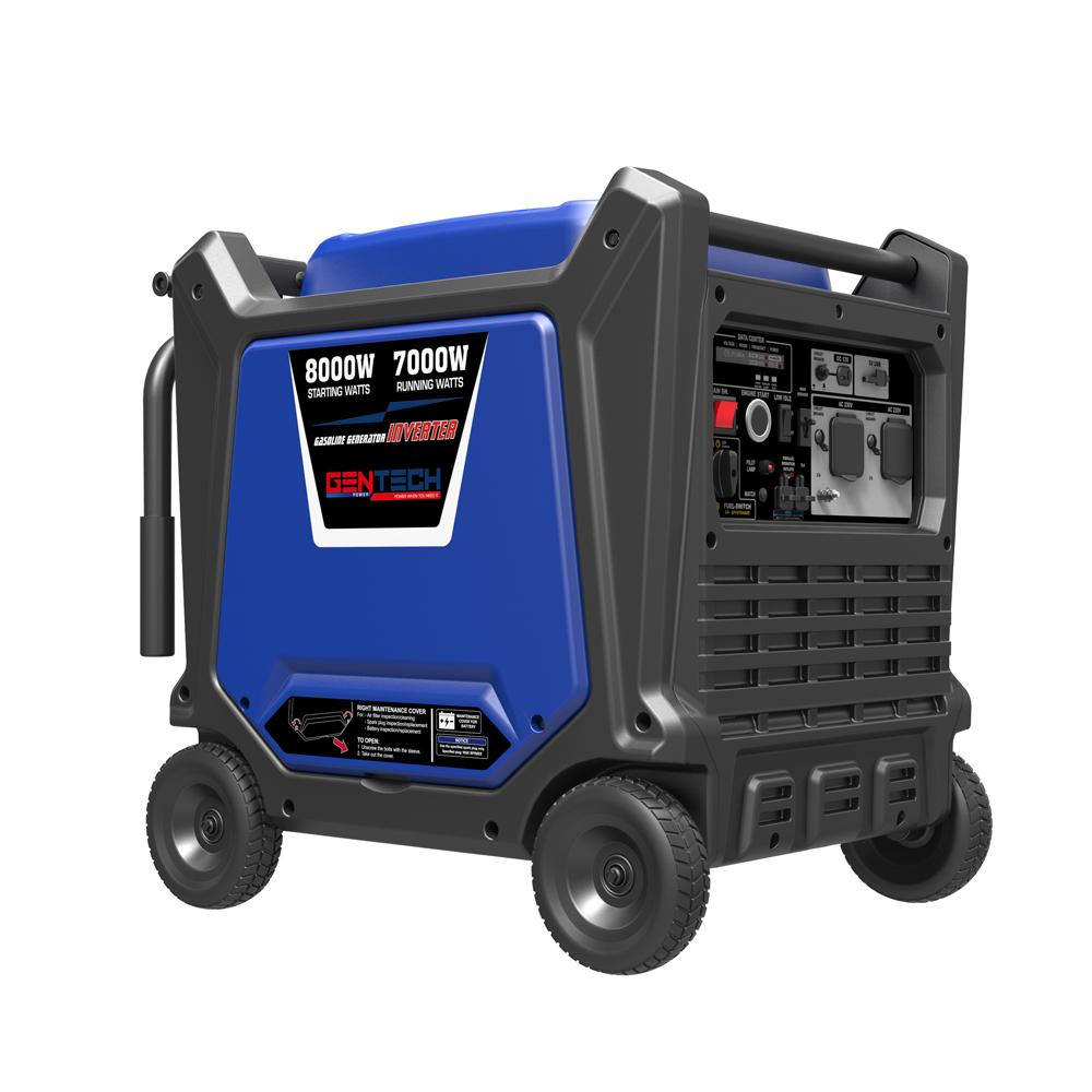 8KVA Pure Sinewave Digital Inverter Generator