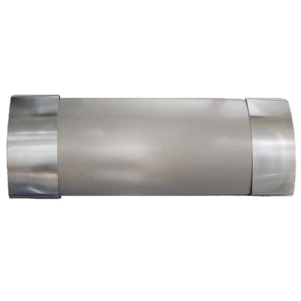Matoc 106mm Curtain Pelmet - Champagne - 2.0m