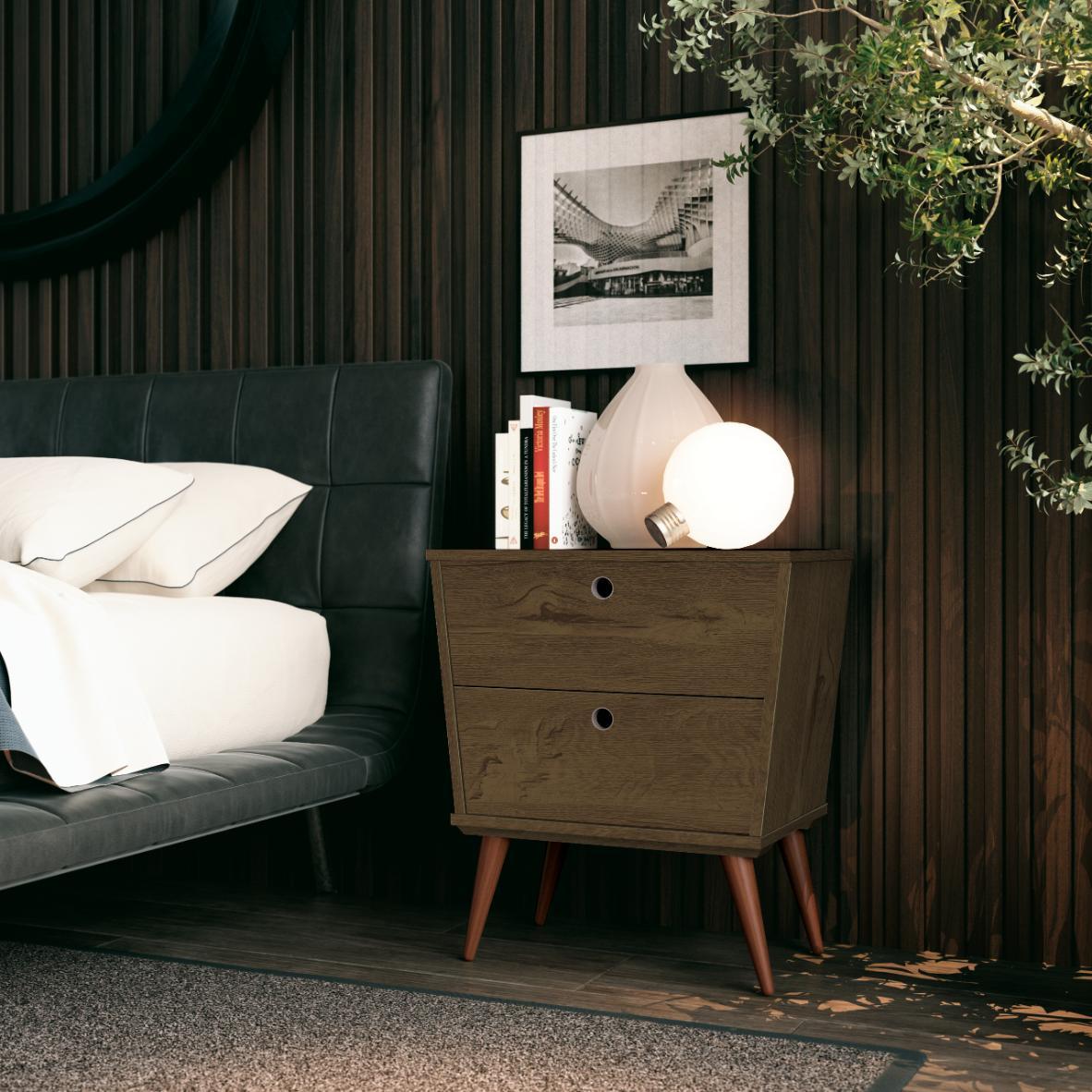 Dream Nightstand Wood