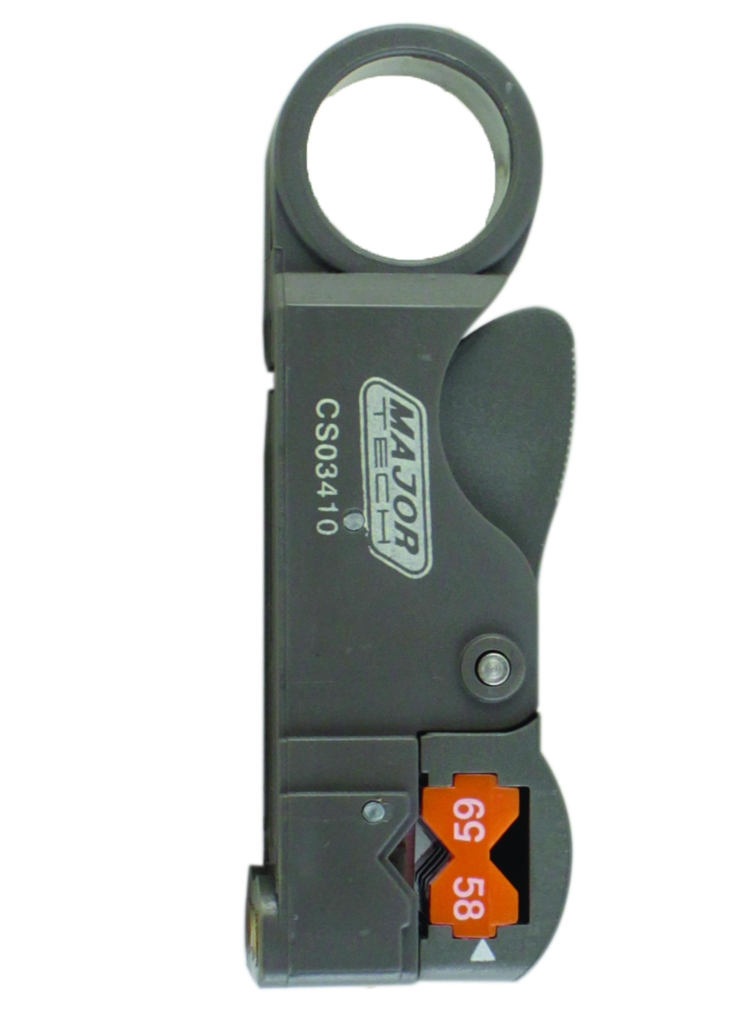 Coaxial Cable Stripper (CS03410) - Major Tech