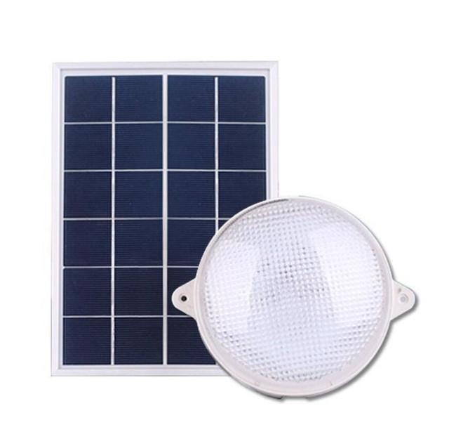 Solar Ceiling LED light 20w